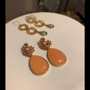 Jewelry - Drop Earrings From Charming Charlie's
